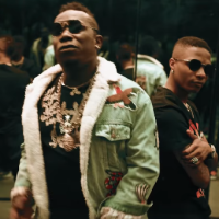 WATCH VIDEO: DUNCAN MIGHTY FT WIZKID - FAKE LOVE