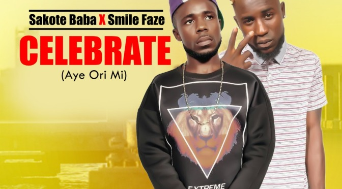 MUSIC: CELEBRATE – SAKOTE X SMILE FAZE