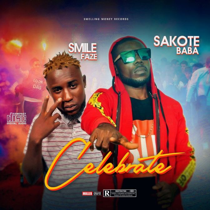 DOWNLOAD MUSIC: SAKOTE – CELEBRATE ft SMILE FAZE